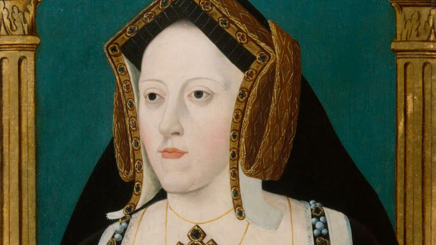A portrait of Henry VIII's first wife
