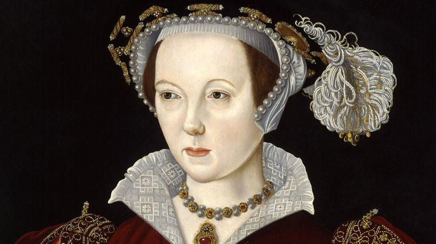 Henry VIII's last wife