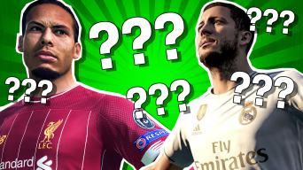 FIFA 20 skill quiz