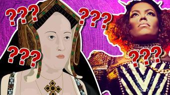 Catherine of Aragon quiz