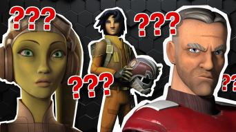 Star Wars Rebels quiz