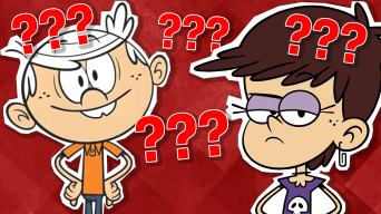 The Loud House quiz