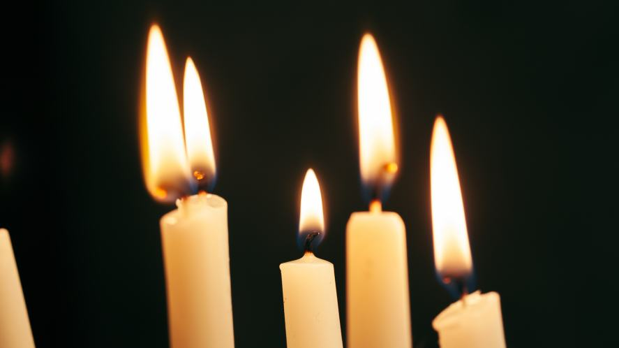 A collection of candles