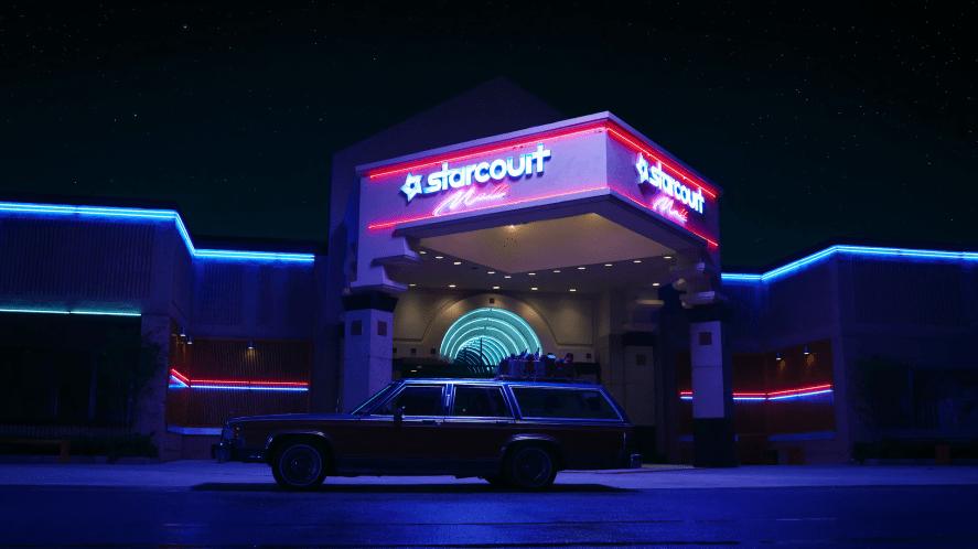 The Starcourt Mall