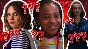 Which Stranger Things girl are you? Quiz