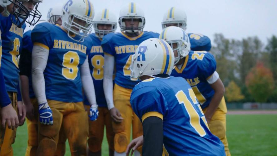Riverdale High School's American football