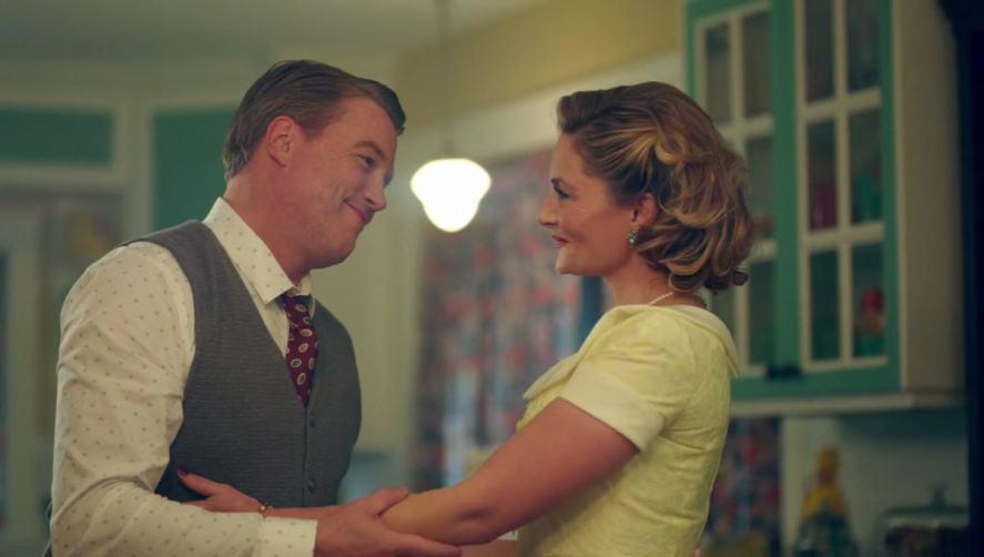 Betty Cooper's parents