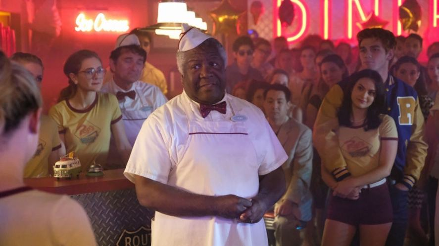 The Riverdale diner