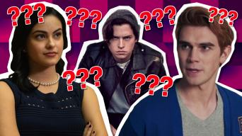 Riverdale character quiz
