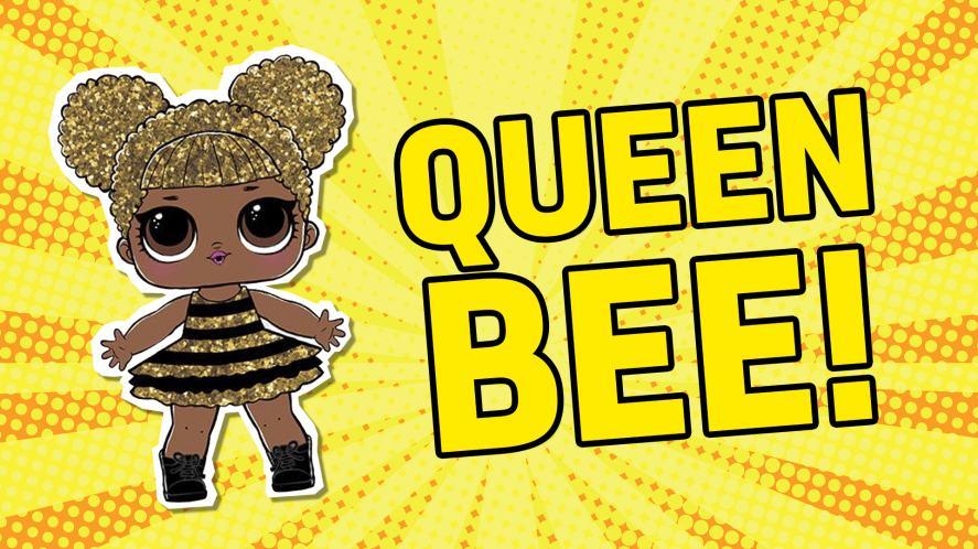 LOL Doll Queen Bee