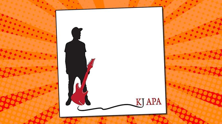 KJ Apa's debut album