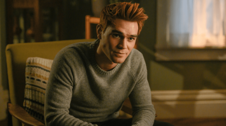 KJ Apa as Archie Edwards in Riverdale