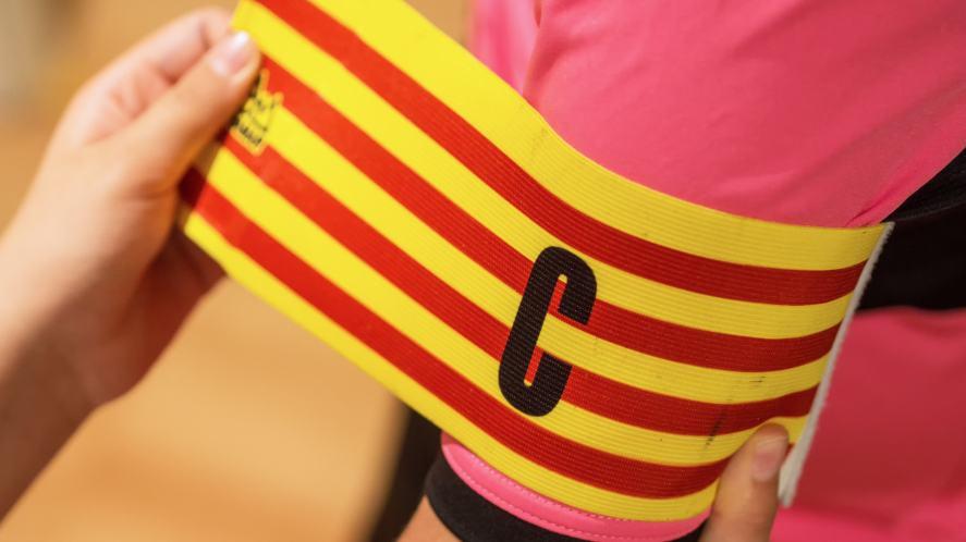 A captain's armband