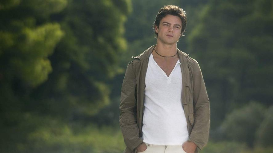 The actor Dominic Cooper in Mamma Mia!