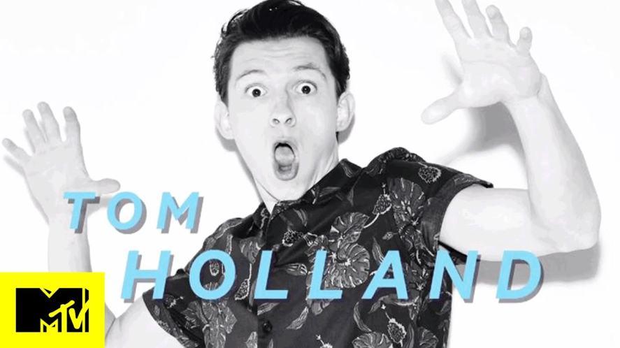 Tom Holland on Lip Sync Battle