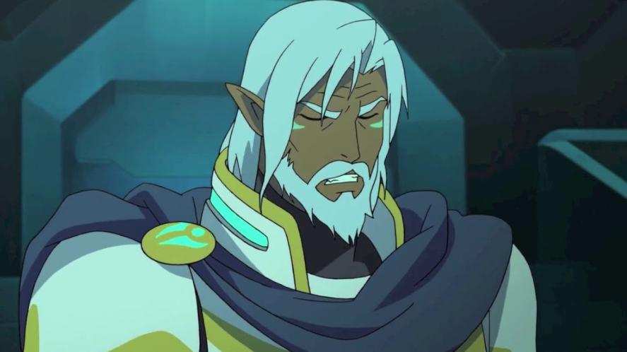 King Alfor in Voltron: Legendary Defender