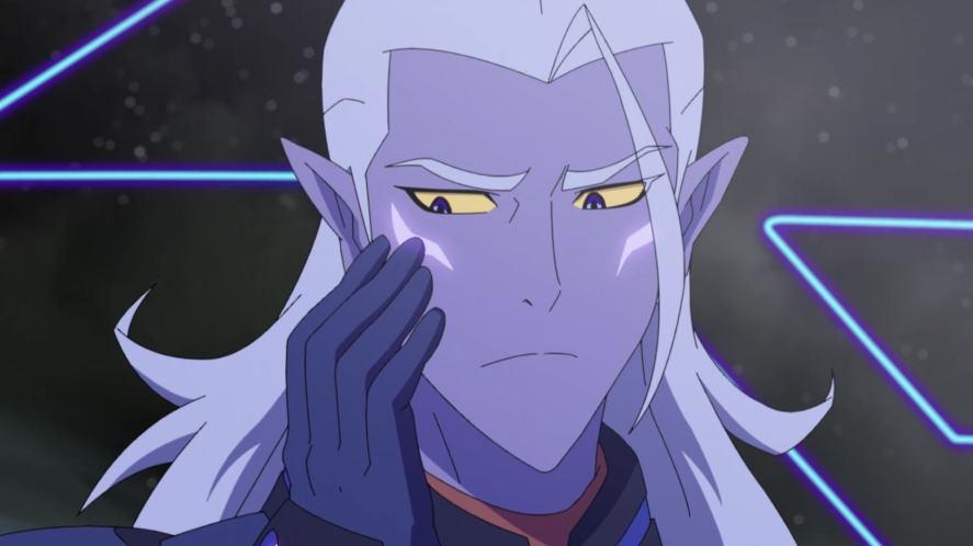Prince Lotor in Voltron: Legendary Defender