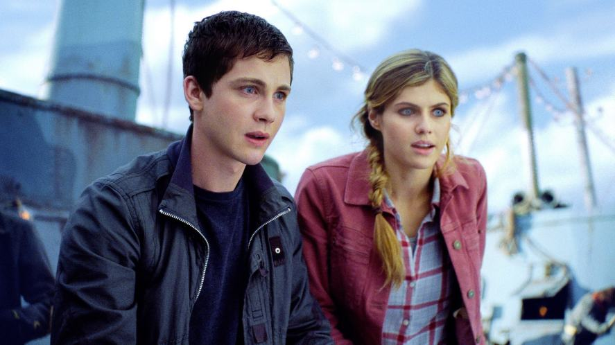 A scene from Percy Jackson: Sea of Monsters