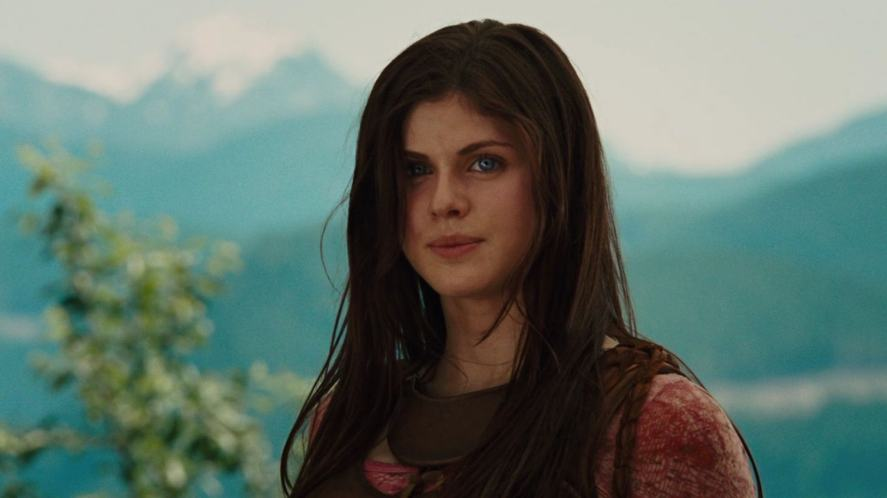 Annabeth Chase in Percy Jackson And The Olympians: The Lightning Thief
