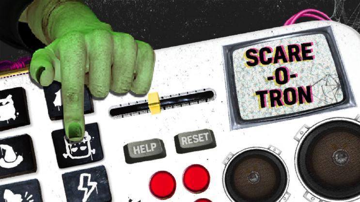 Scare-O-Tron - Halloween Soundboard