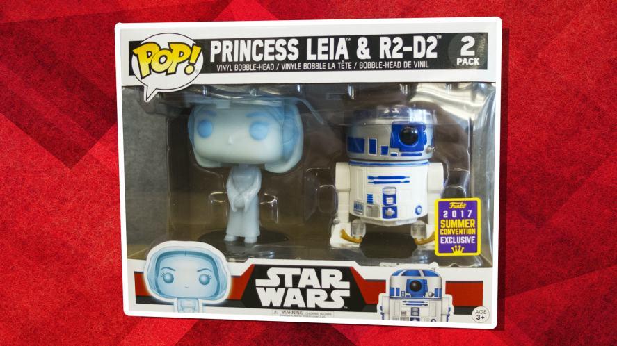 Star Wars Funko POP! figures