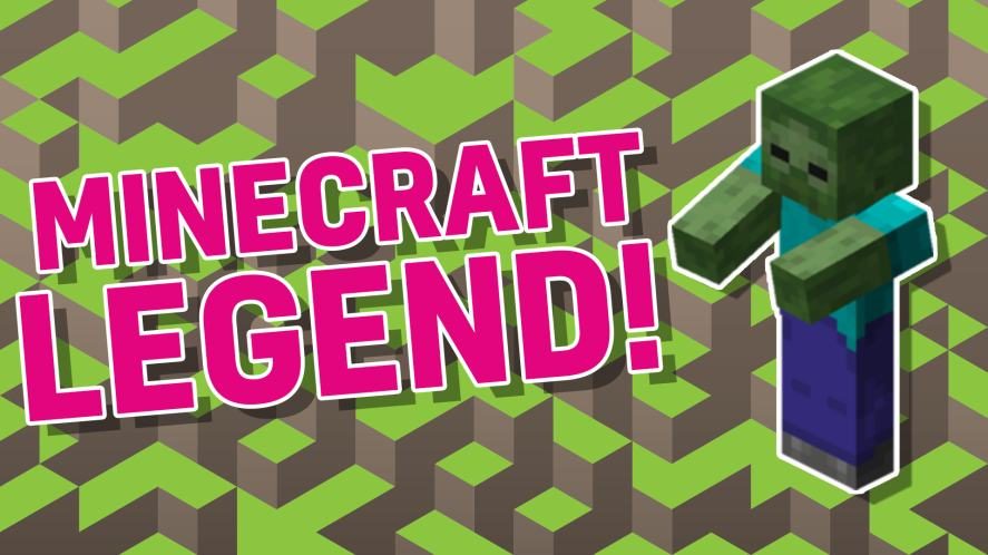 Minecraft legend