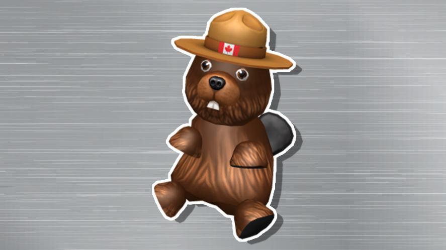 Canadian Beaver Pal