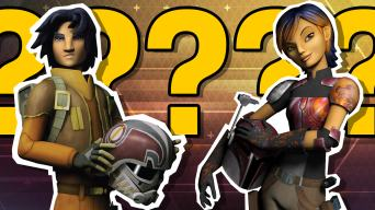 Star Wars Rebels quiz