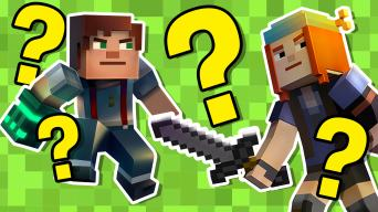 Minecraft Story Mode quiz