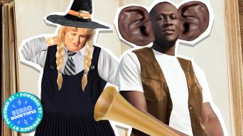 Stormzy BFG and Rebel Wilson as the Worst Witch