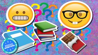 Guess the Books from our Cryptic Emoji Quiz
