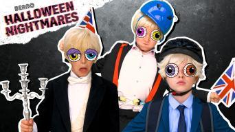 Boris Johnson Halloween Costumes