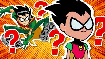 Teen Titans Go vs Teen Titans quiz