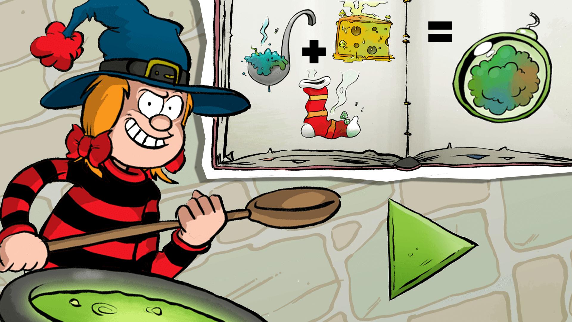 Minnie the Minx's Magic Brew