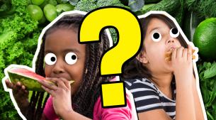 Should I Be a Vegetarian? Quiz