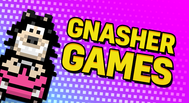 Gnasher Games