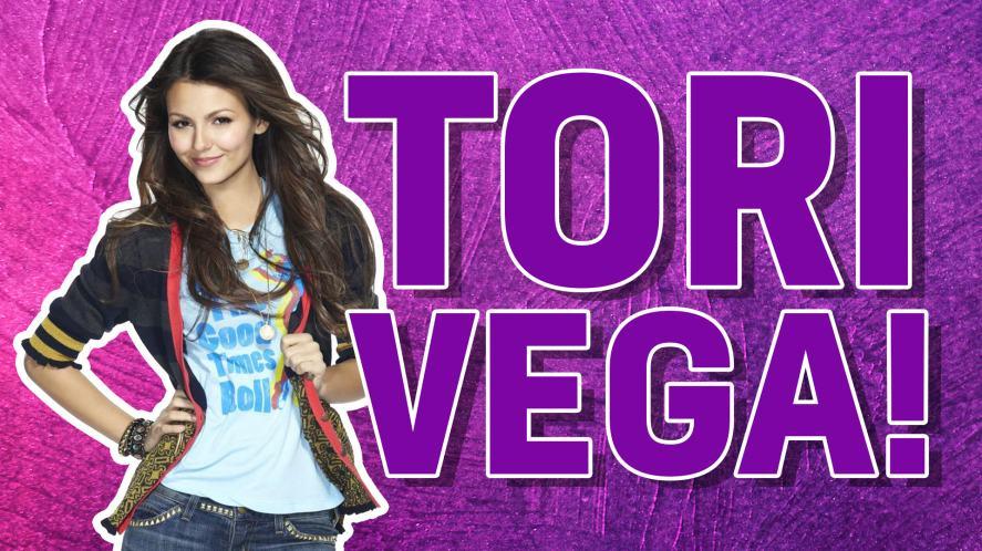 Tori Vega in Victorious