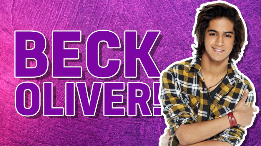 Beck Oliver in Victorious