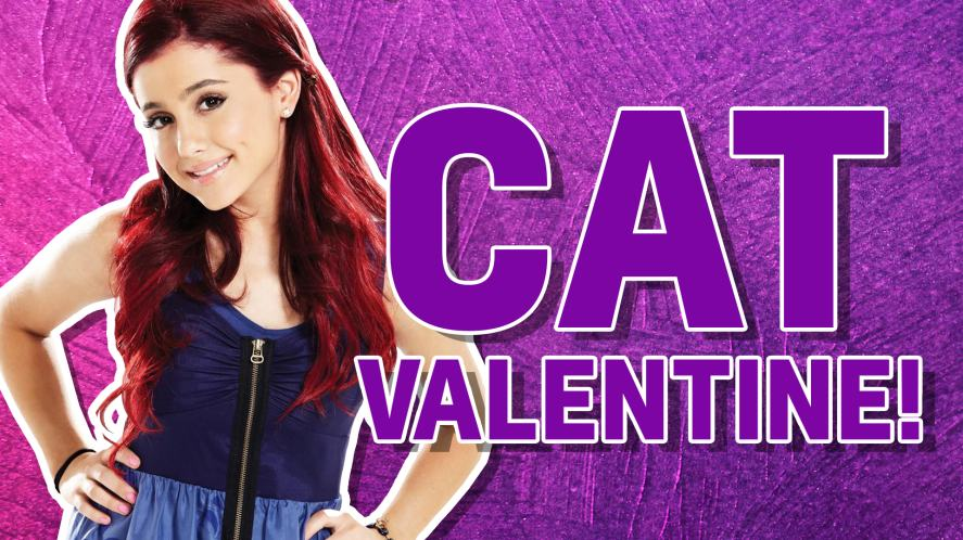 Ariana Grande as Cat Valentine in Victorious