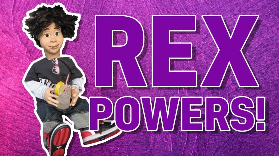 Rex Powers in Victorious