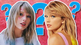 Taylor Swift song ranking quiz