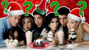 Friends Christmas quiz