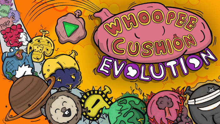 Whoopee Cushion Evolution Game