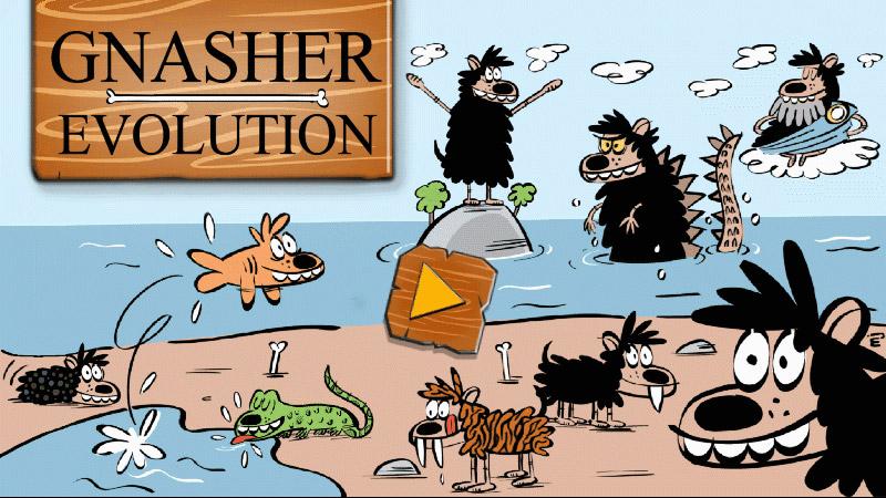 Play Gnasher Evolution
