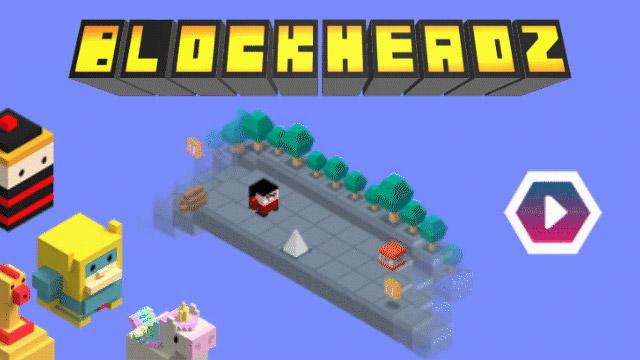 Play Blockheadz Game