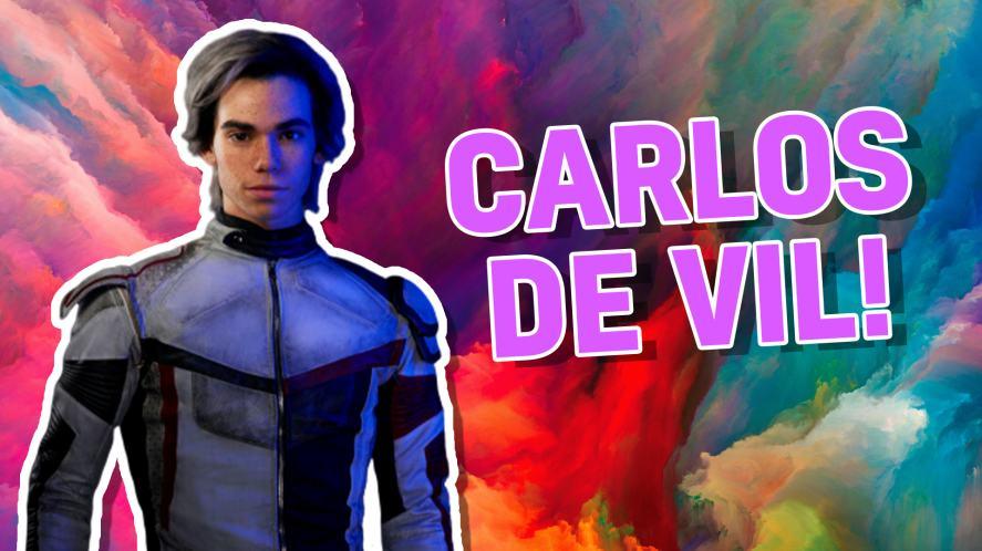 Carlos De Vil from Descendants 2