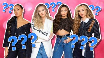 Little Mix quiz