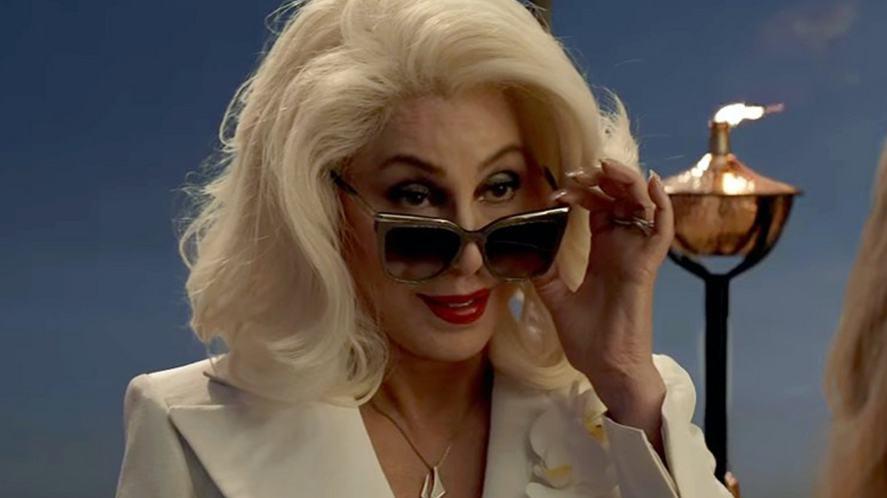 Cher in Mamma Mia! Here We Go Again