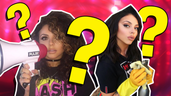 The Ultimate Jesy Nelson Quiz