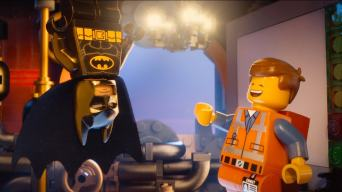 LEGO Movie Bloopers